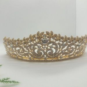 Rose Gold Tiara